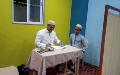 Dental check up at Nooraniyah English School – Rajkot