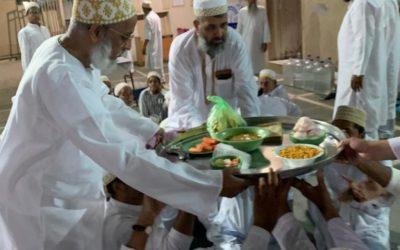 Aqa Maula (TUS) Niyaz 19th Ramadan 1440H Rajkot